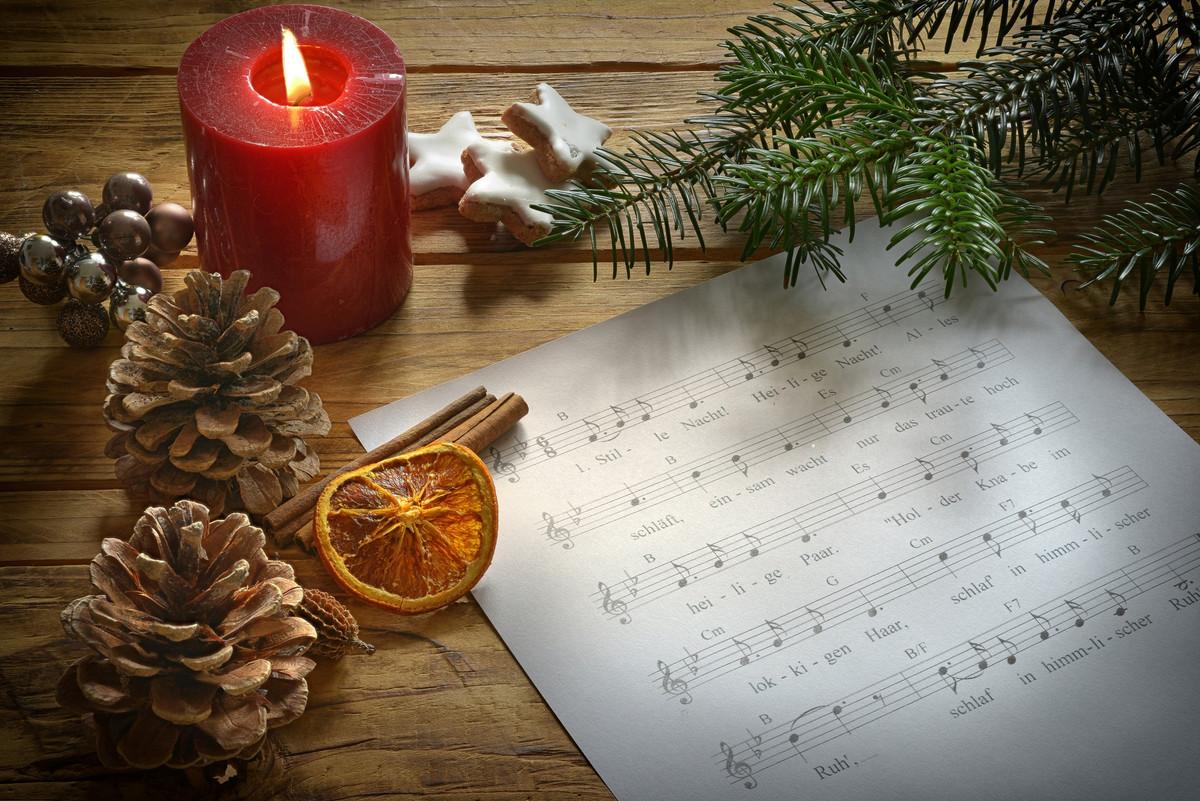 Evangelische Weihnachtslieder